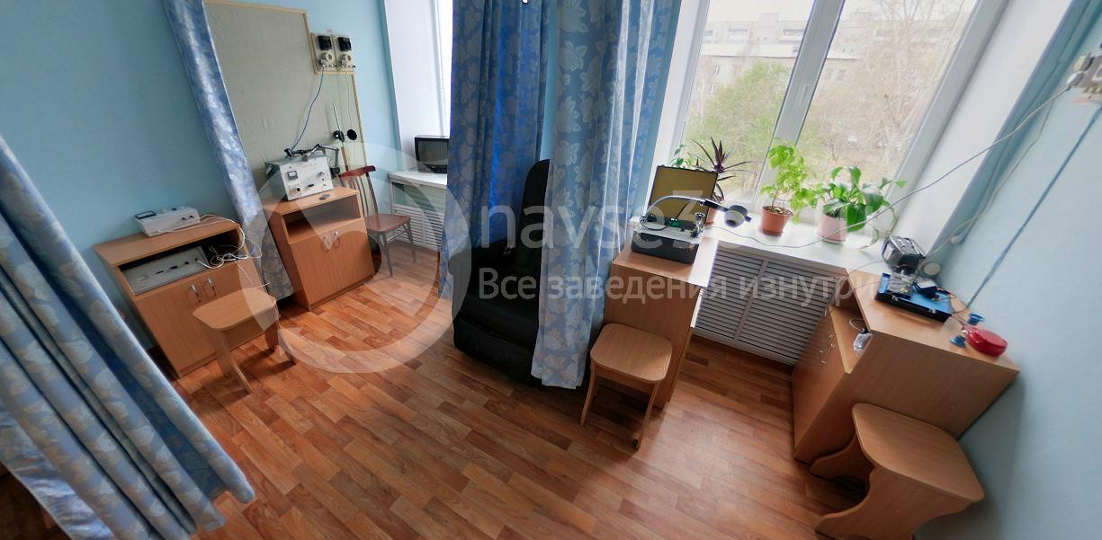 Кабинет физиотерапии в поликлинике №3