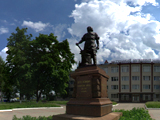 Памятник Петру Великому