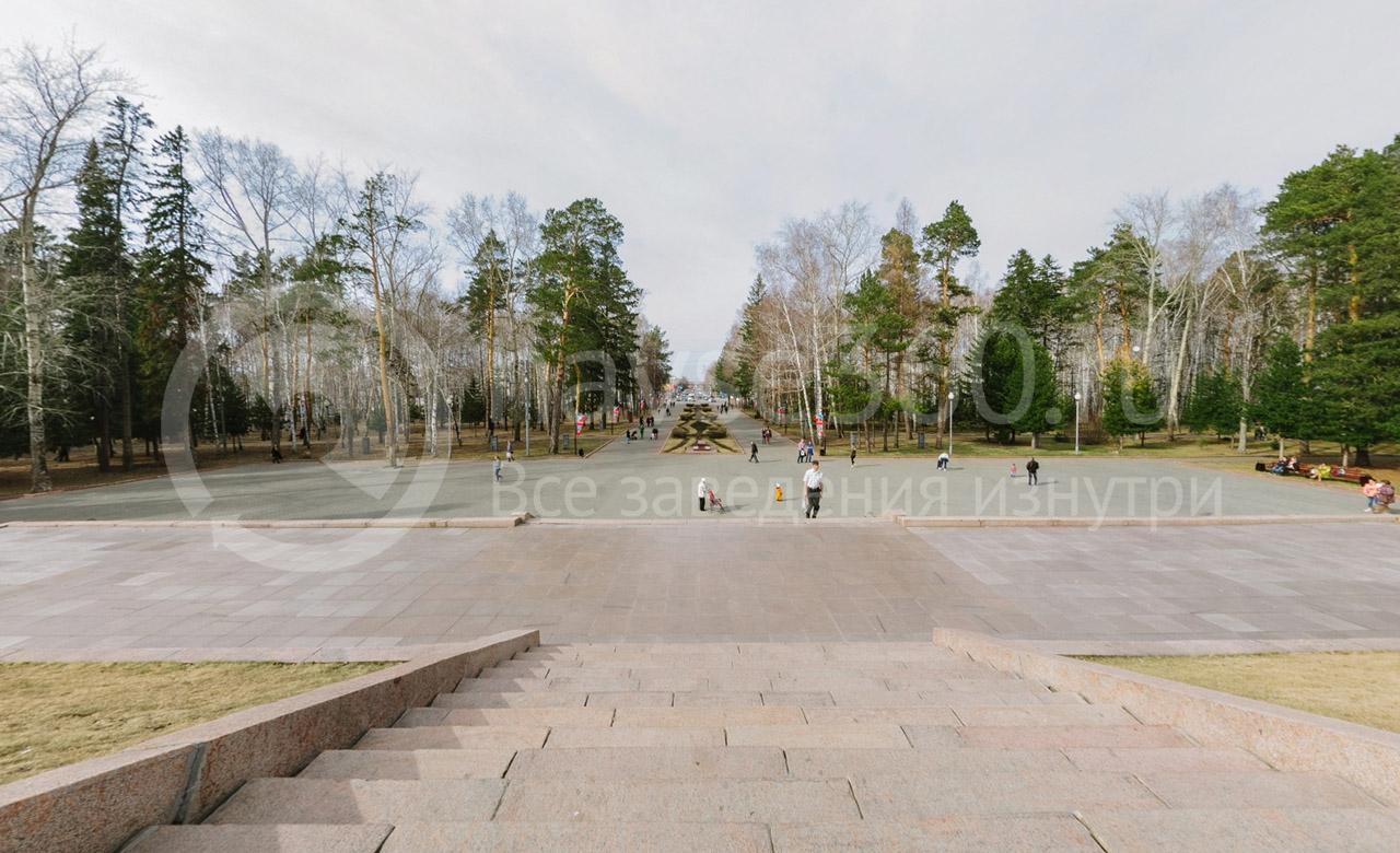 Лагерный сад: фото и виртуальный тур на сайте tomsk.navse360.ru