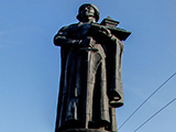 Памятник основателю Ярославля князю Ярославу Мудрому
