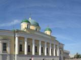 Свято-Преображенский храм женского Успенского монастыря