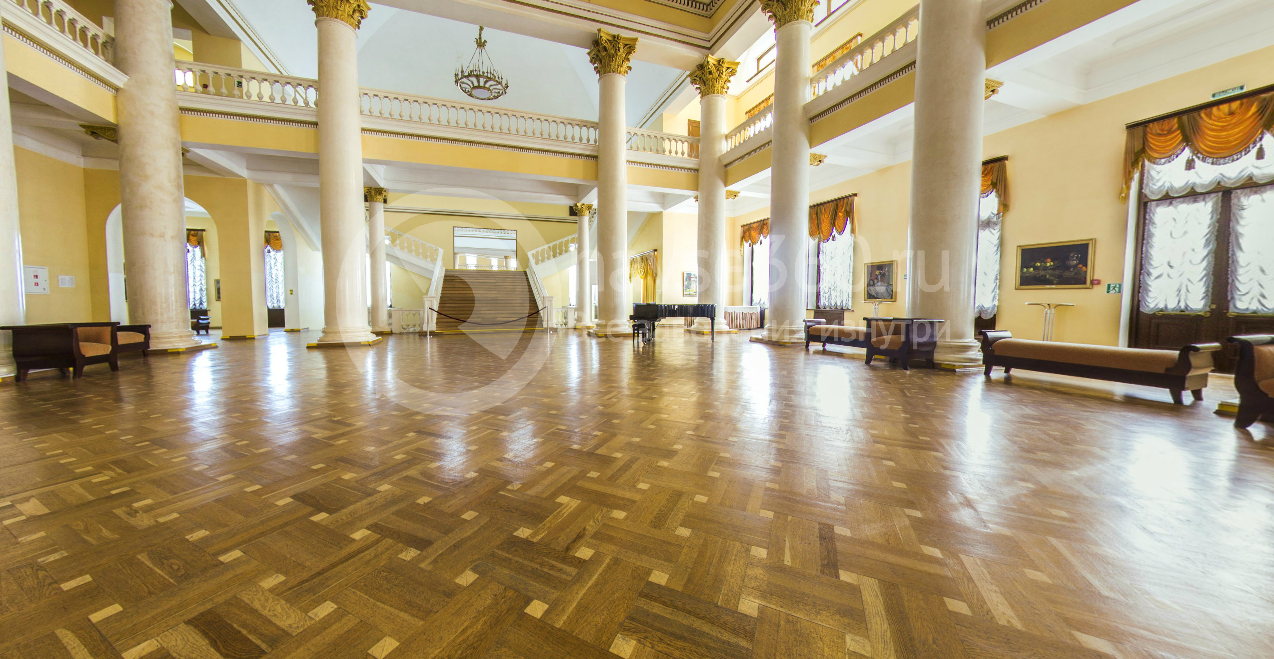 Фойе Зимнего театр