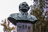 Памятник Н. В. Цицину