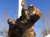 Мемориал памяти пожарным и спасателям