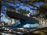 Памятник Бронекатер БК-302