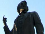 Памятник В.Г. Белинскому на Театральном проезде