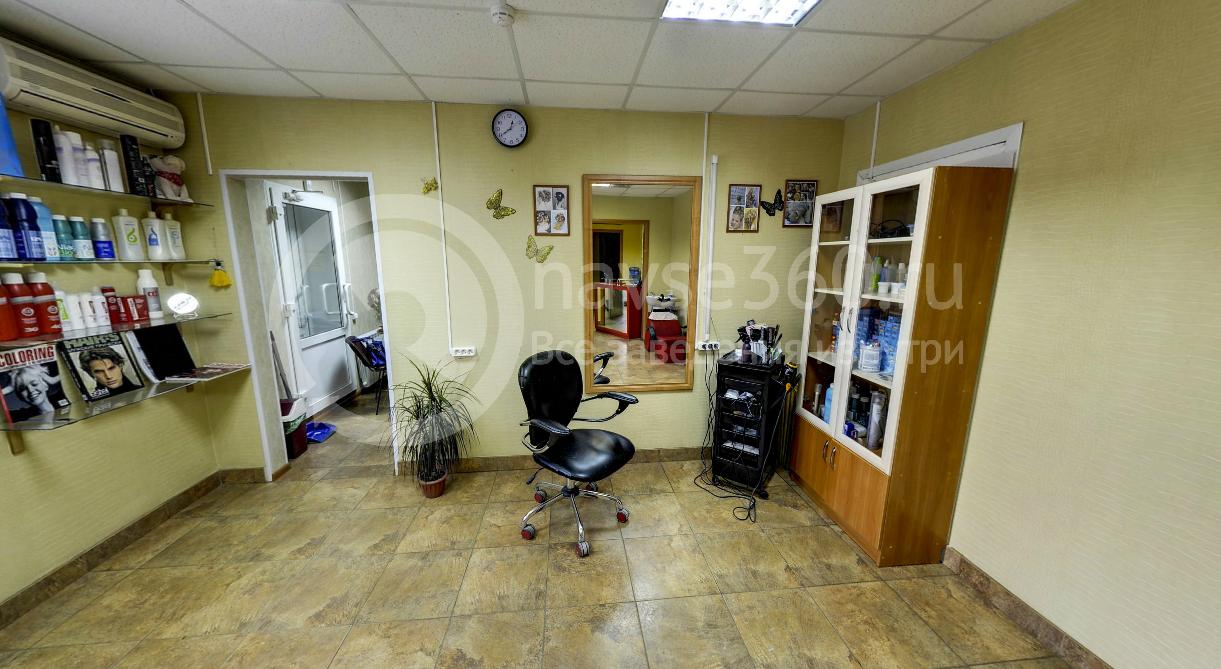 Парикмахерский зал Альма