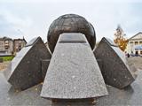 Глобус Череповца, памятник