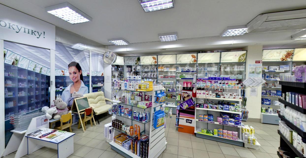 аптека Первая помощь