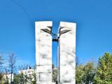 Милицейская звонница, памятник
