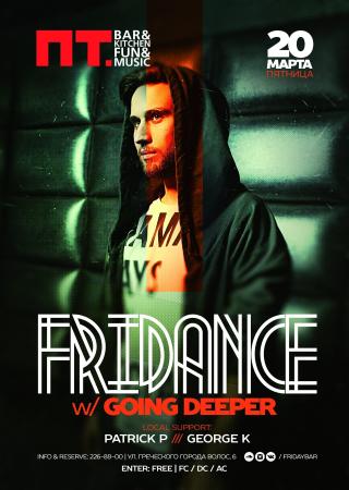 Fridance / Going Deeper