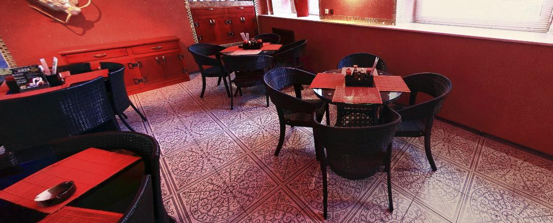 Марракеш, ресторан пан азиатской кухни