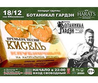 "Концерт группы ""Ботаникал Гардэн"""