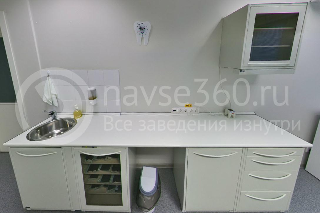 Семейная стоматология Моя Семья Краснодар, кабинет стоматолога