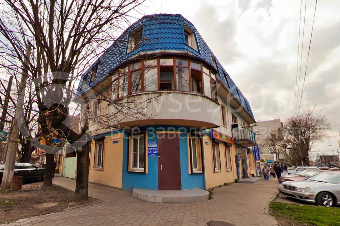 Стоматология, стоматологическая клиника Краснодар, фасад