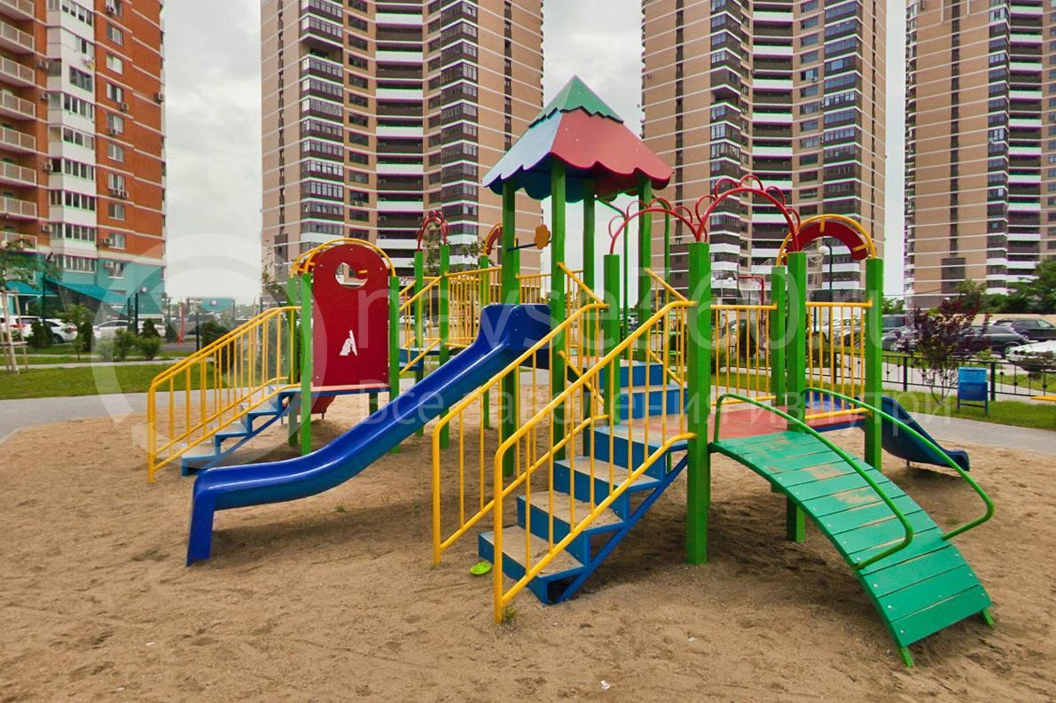 Центр семьи и детства Солнышко мое, Краснодар, детская площадка