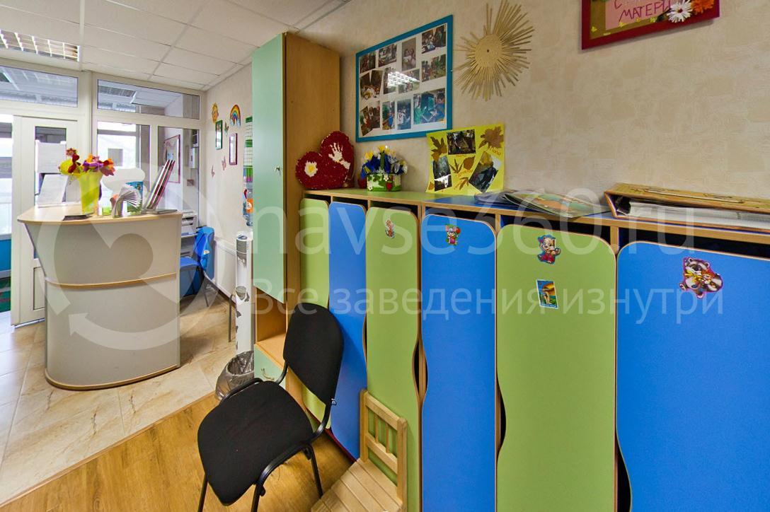 Центр семьи и детства Солнышко мое, Краснодар, детская раздевалка
