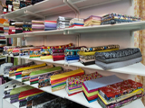 Модистка, салон магазин тканей