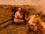 Реконструкция сражения второй мировой войны