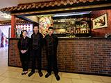 Небо, китайский ресторан