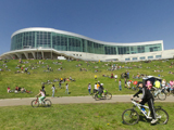 День 1000 велосипедистов 2014 | #d1000v