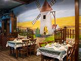 Мельница, ресторан