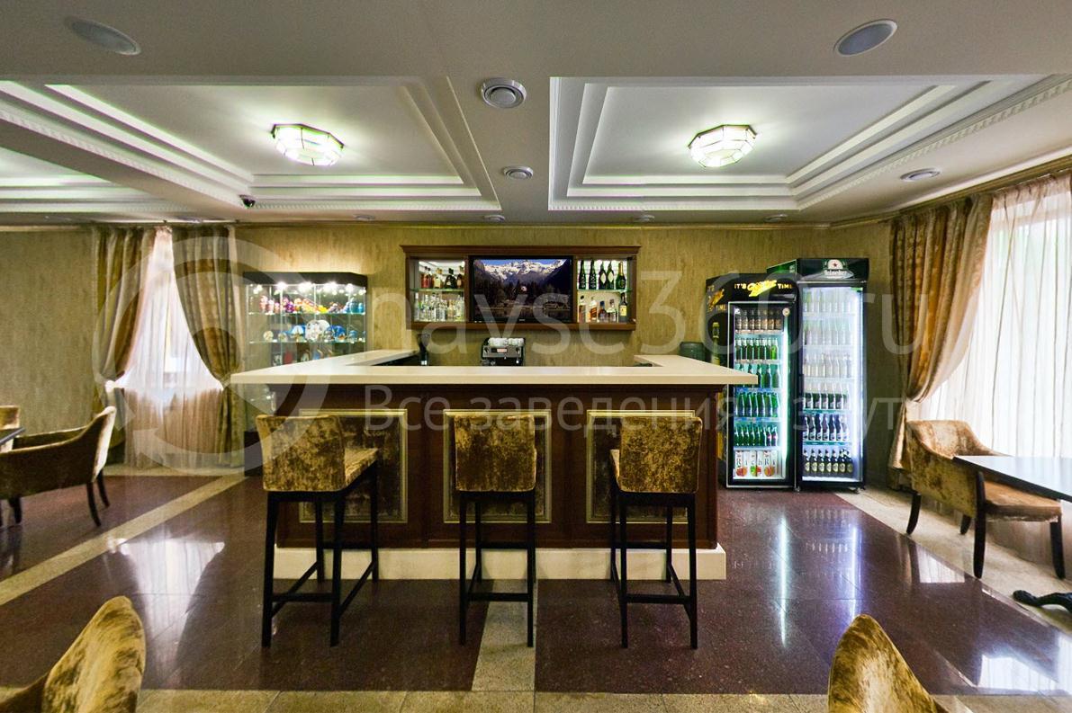 Гостиница Мальдини, Краснодар, лобби бар