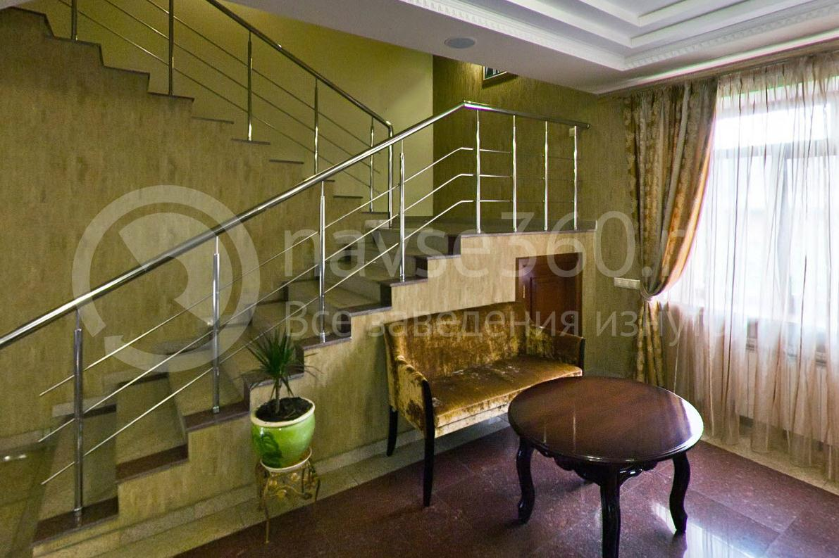 Гостиница Мальдини, Краснодар, лестница