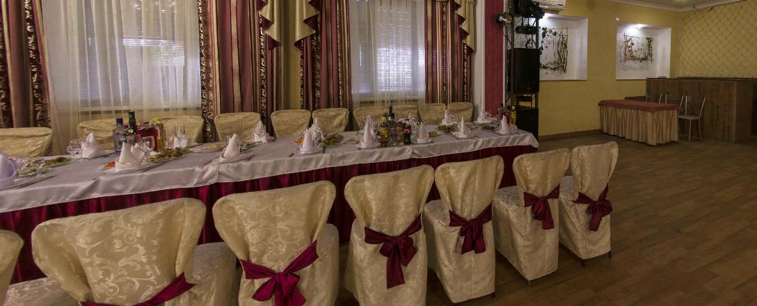 Акварель, ресторанно-гостиничный комплекс