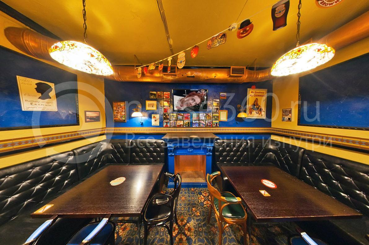 Harat`s Pub, на Московской Краснодар, vip зона 1