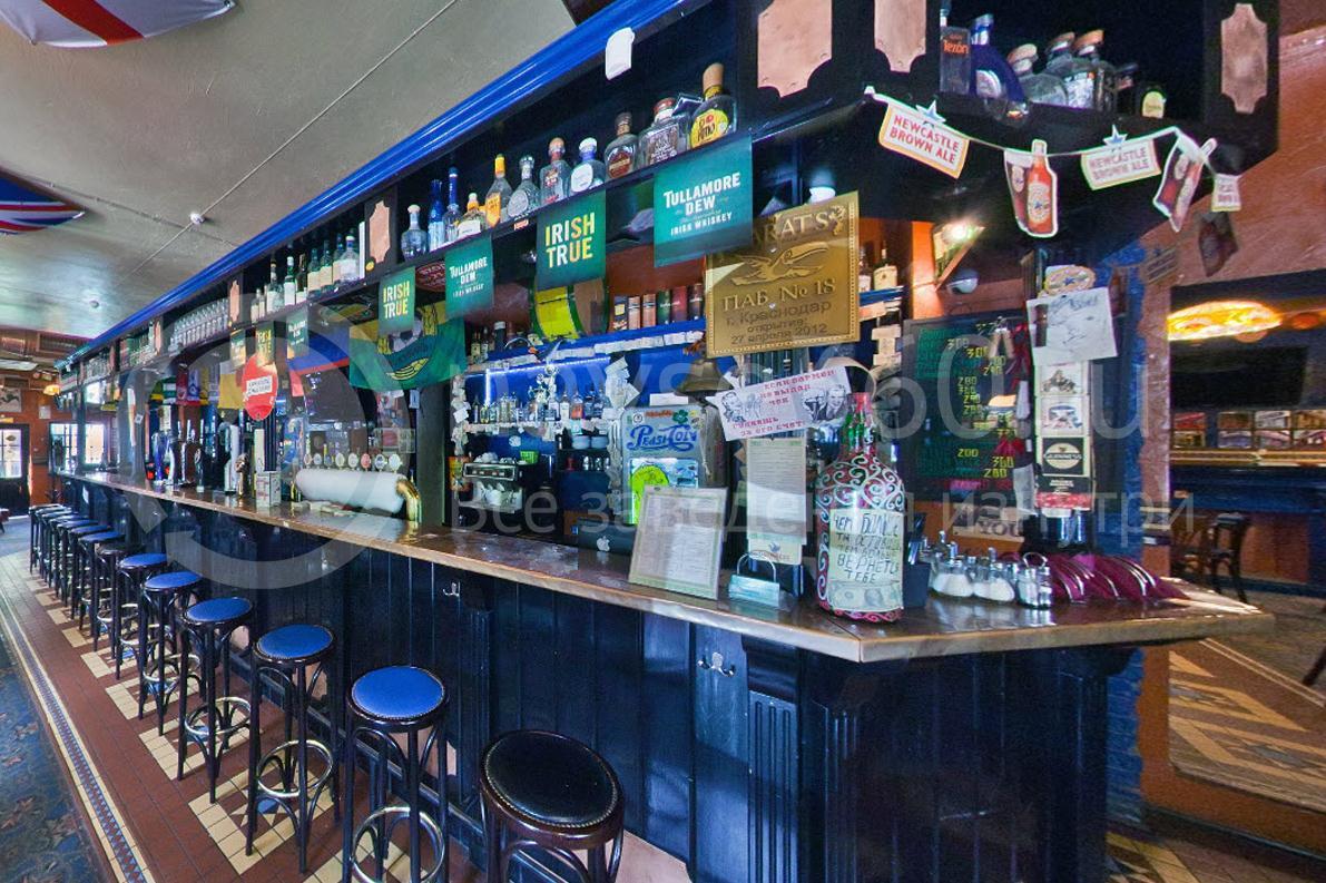 Harat`s Pub, на Московской Краснодар, бар 1