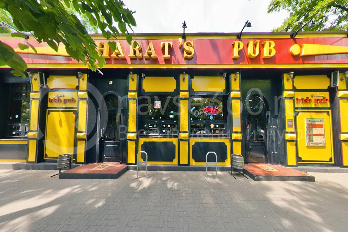 Harat`s Pub, на Московской Краснодар, фасад