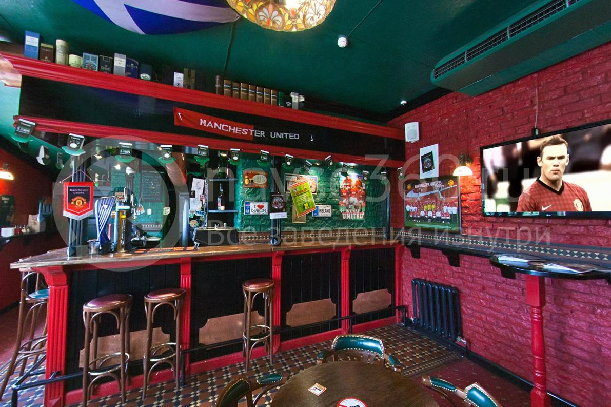 Harat`s Pub, в ФМР, Краснодар, барная стойка 2 этаж