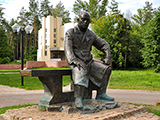 Памятник М.Г. Мещерякову
