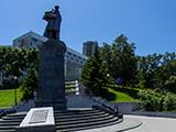 Памятник вице-адмиралу Степану Осиповичу Макарову