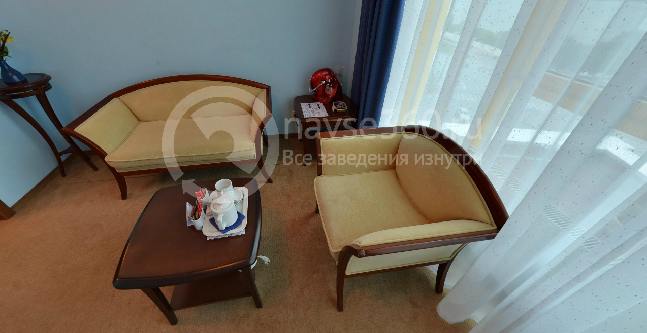 Волжский люкс гостиная комната