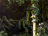 Возвращение динозавров, выставка