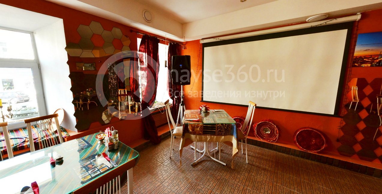 Ресторан Султан Сулейман Нижний Новгород