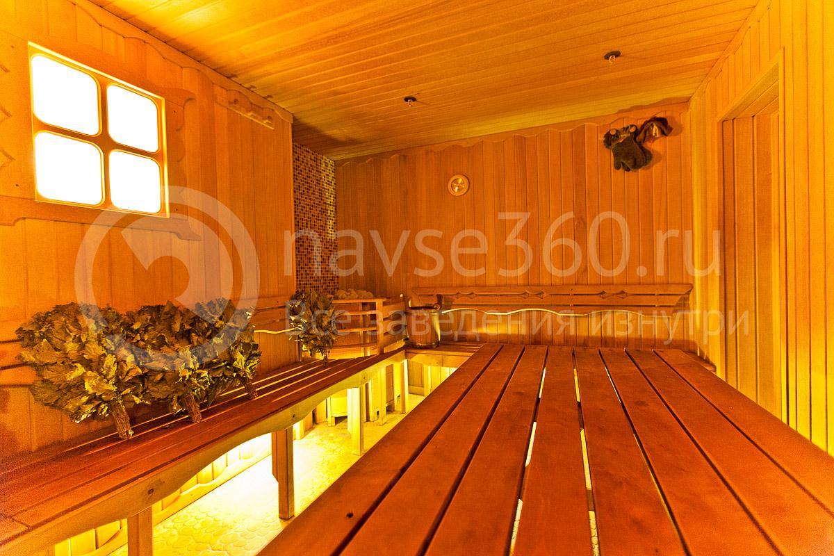 Сауна в гостинице Park Hotel в Краснодаре