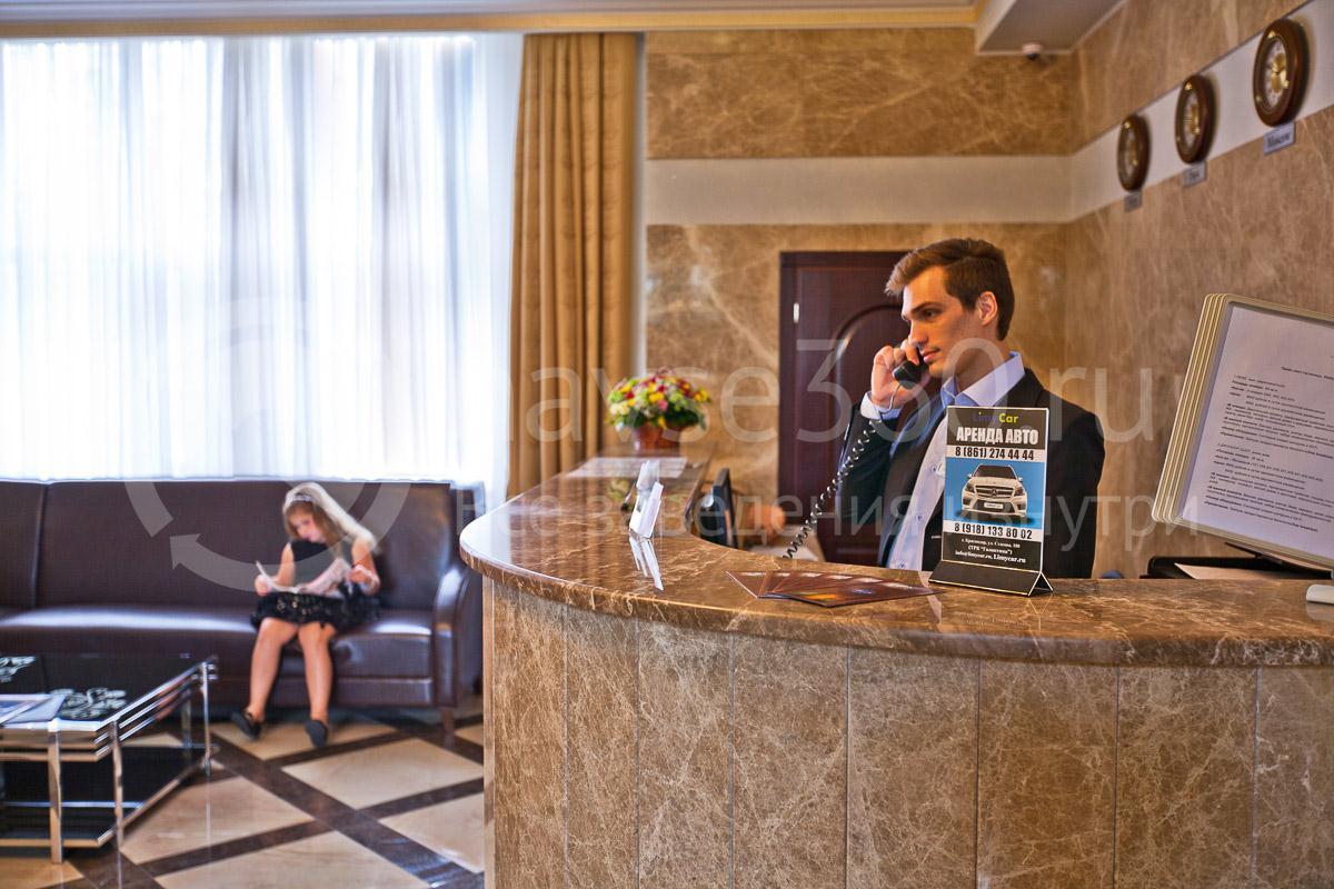 Гостиница Park Hotel в Краснодаре