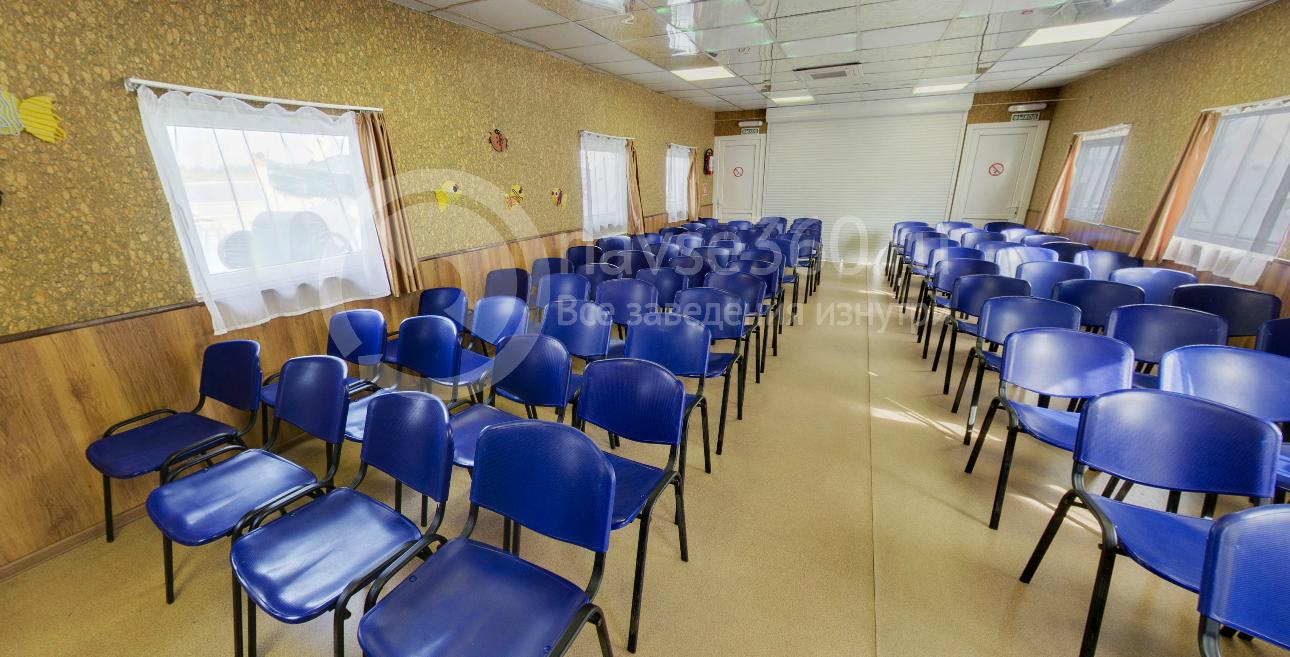 Конференц-зал теплохода Иван Кулибин