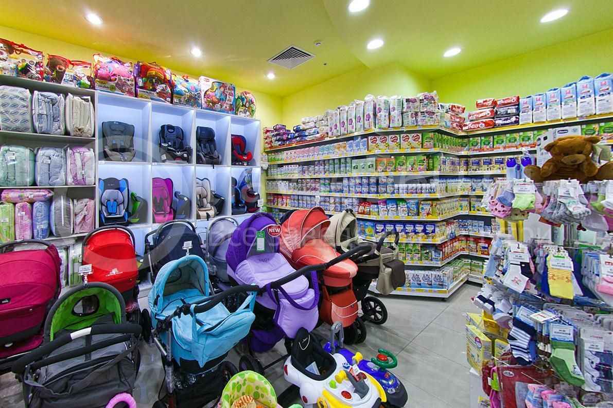 Магазин детских товаров Баю-бай в ТРЦ Красная площадь, Краснодар