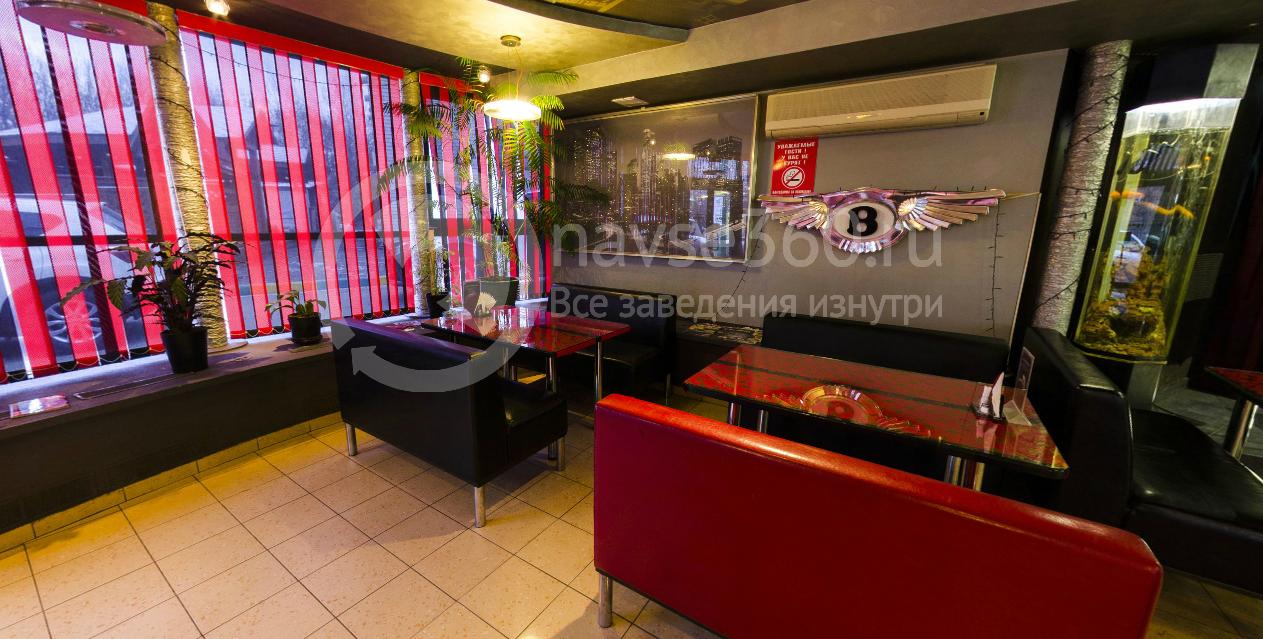 Основной зал Кавказская кухня