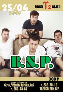 B.S.P.