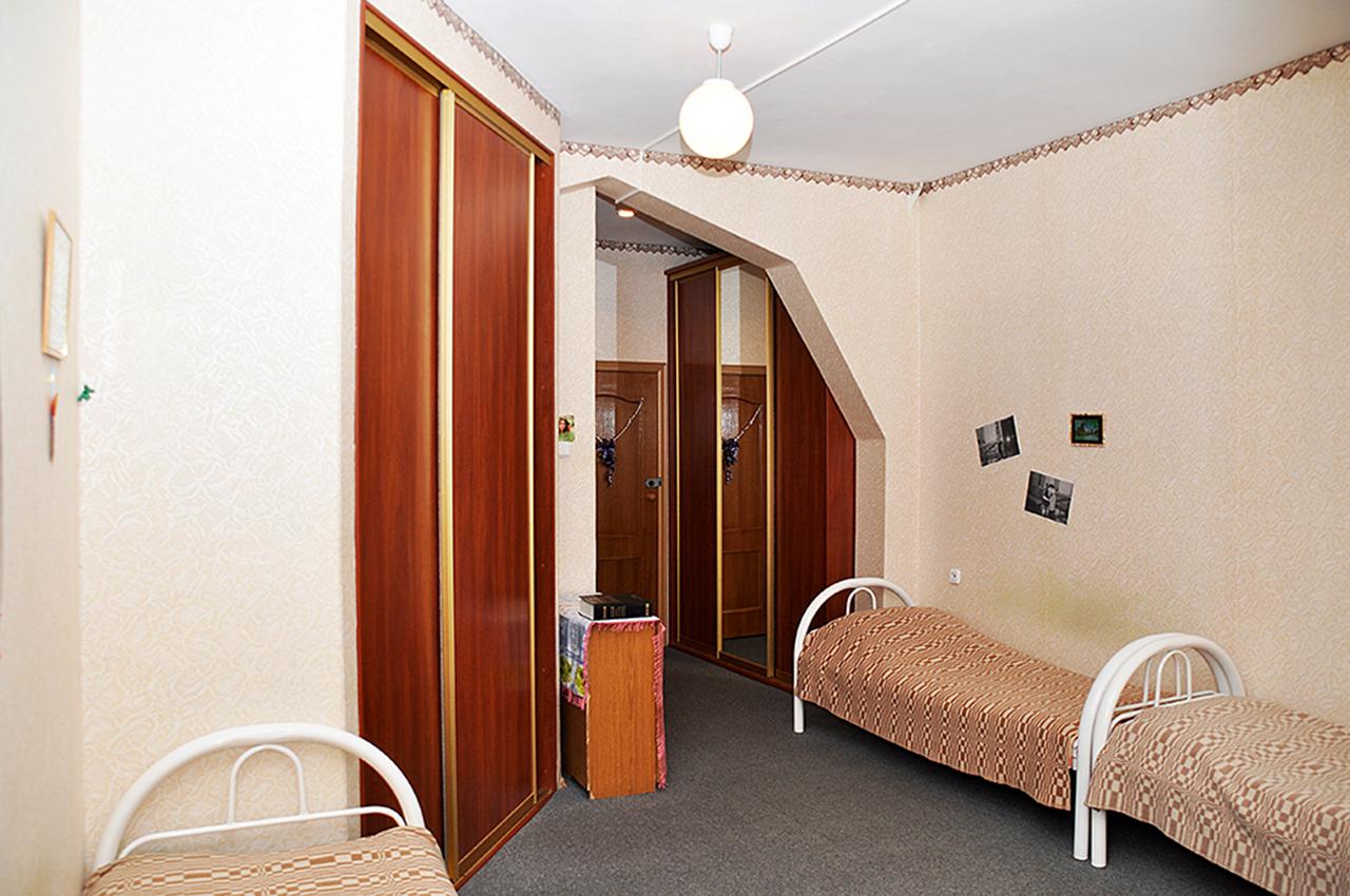 Комната общежития АЛСИ