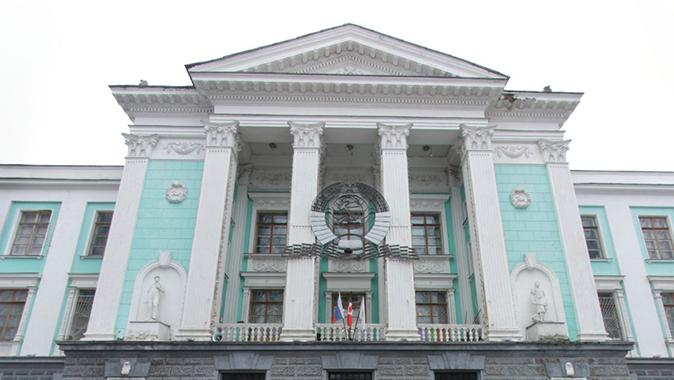 Россия, культурный центр