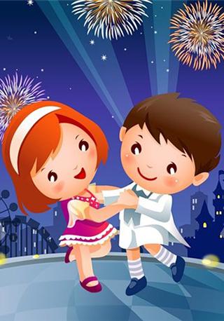Олимпийские танцы, танцевальный фестиваль-конкурс среди школьников