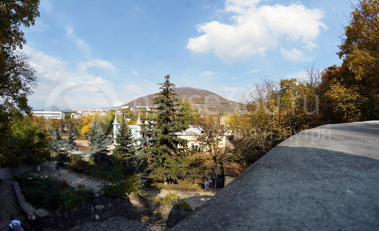 Пятигорск, парк Цветник