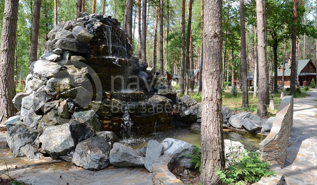 Водопад Бартынь