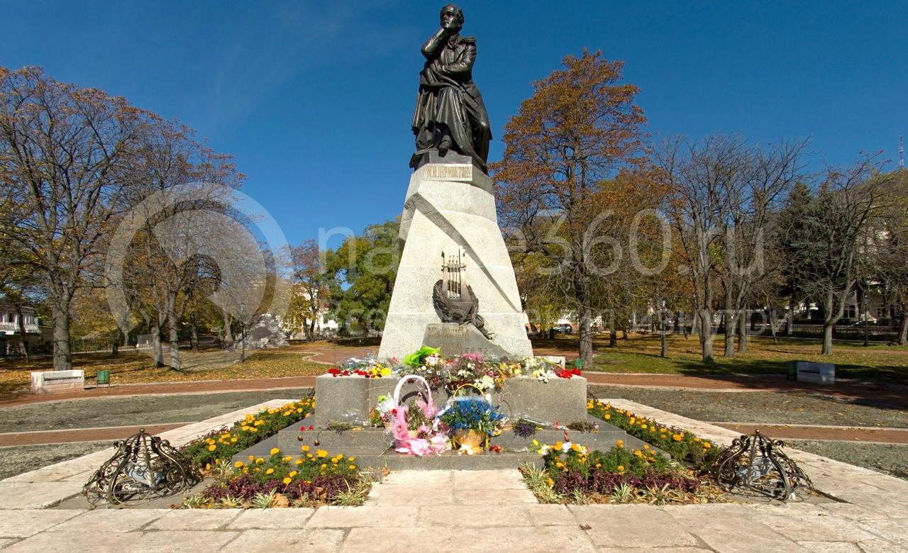 Лермонтов, памятник